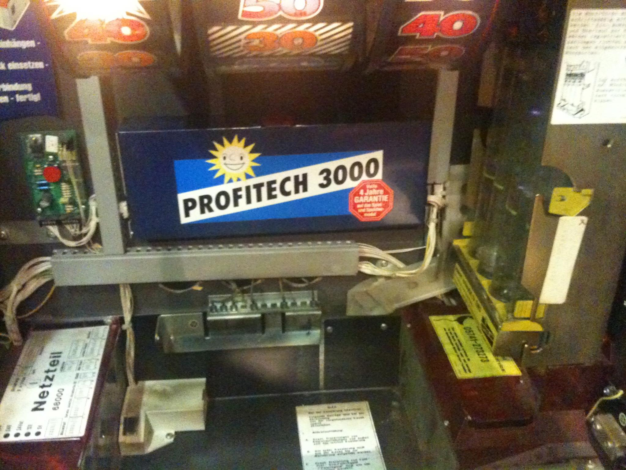 profitech 3000